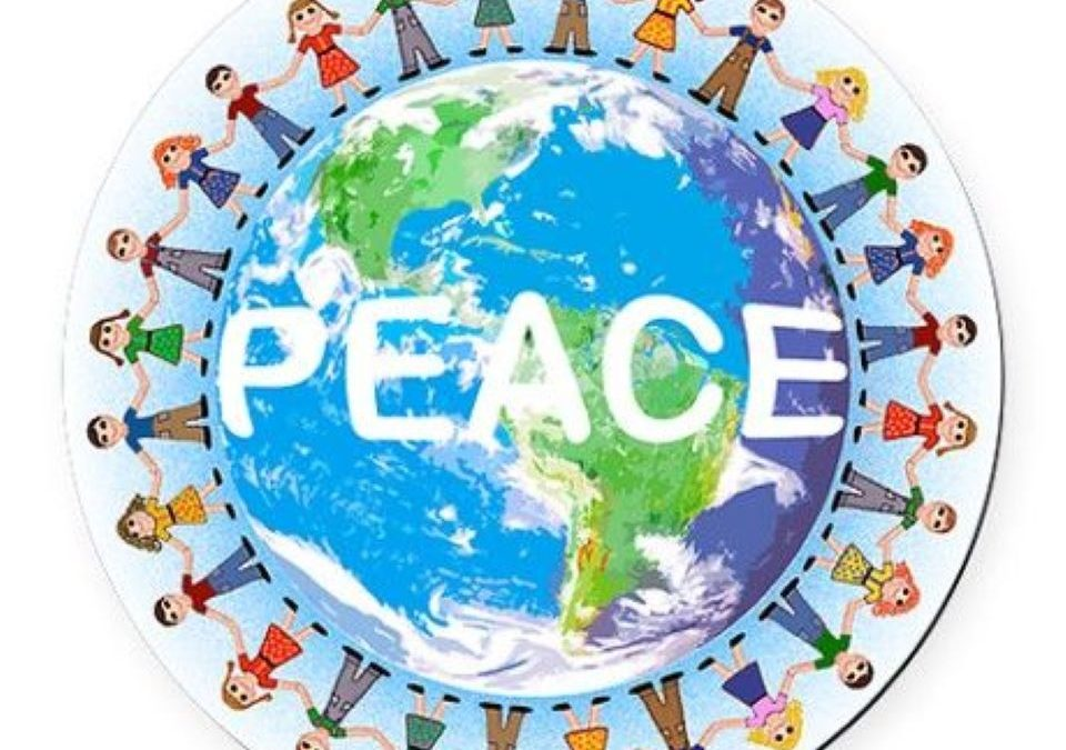 The End of the Pandemic Brings the Beginning of World Peace